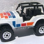 Matchbox MB131-06 : Jeep 4X4