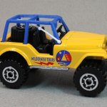 Matchbox MB131-21 : Jeep 4X4