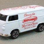 Matchbox MB405-C2-27 : Volkswagen Delivery Van