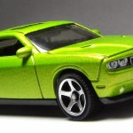 Matchbox MB759-09 : Dodge Challenger SRT8