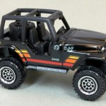 Matchbox MB878-04 : Jeep 4X4