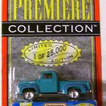 Matchbox MB300-08 : 1956 Ford F-100 Pick-Up