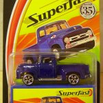Matchbox MB300-23 : 1956 Ford F-100 Pick-Up