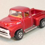 Matchbox MB300-25 : 1956 Ford F-100 Pick-Up