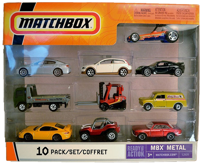 10 Pack : 2007 #02 - New ToolingTooling