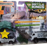 Matchbox Battle Kings : Urban Patrol - 2009