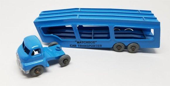Matchbox A2 : Bedford Car Transporter