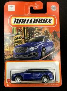 Matchbox 2021 Long Card