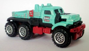 Matchbox MB1004 : Road Mauler