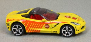 Matchbox MB1014 : 2015 Corvette Stingray