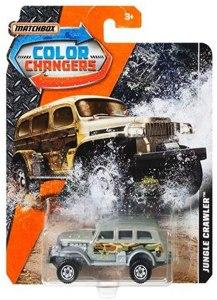 Matchbox MB1061 : Jungle Crawler Color Changers