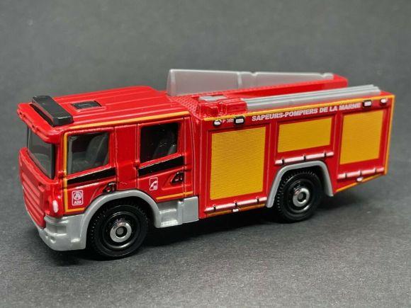 Matchbox MB1086 : Scania P360 Fire Engine