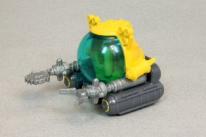 Matchbox MB1113 : Deep Diver Submarine