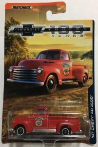 Matchbox MB1130 : 1947 Chevy AD 3100