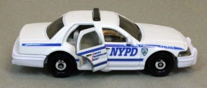 Matchbox MB1140 : 2006 Ford Crown Victoria