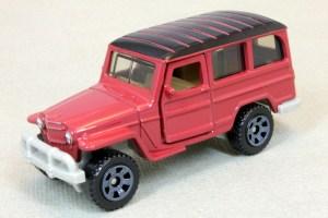 Matchbox MB1141 : '62 Jeep Willys Station Wagon