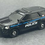 Matchbox MB1179 : '16 Ford Explorer Interceptor Utility