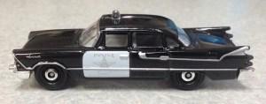 Matchbox MB1180 : 1959 Dodge Coronet Police
