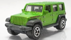 Matchbox MB1182 : 2018 Jeep Wrangler JL