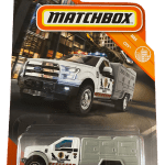Matchbox MB1187 : ´10 Ford Animal Control Truck