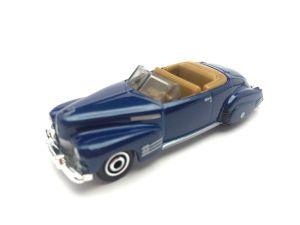 Matchbox MB1207 : 1941 Cadillac Series 62 Convertible Coupe