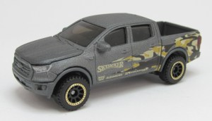 Matchbox MB1225 : ´19 Ford Ranger