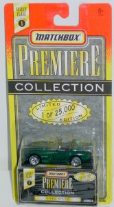 Matchbox Premiere Collection - Select Class - Series 1