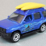 Matchbox MB490 : Nissan Xterra and Kayaks
