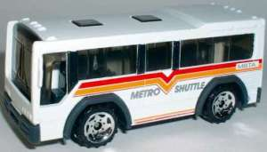 Matchbox MB662 : City Bus