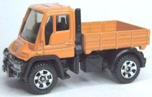 Matchbox MB728 : Mercedes-Benz Unimog U300
