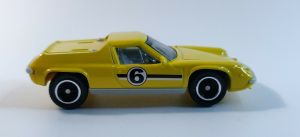 Matchbox MB761 : 1972 Lotus Europa Special
