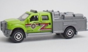 Matchbox MB817 : Ford F-550 Super Duty