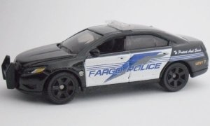 Matchbox MB821 : Ford Taurus Police Interceptor
