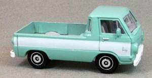 Matchbox MB862 : ´66 Dodge A100 Pickup