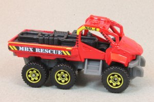 Matchbox MB912 : Trail Tracker