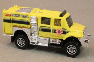 Matchbox MB939 : International Workstar Brush Fire Truck