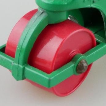 Matchbox Wheels : Roller - Plastic Wide