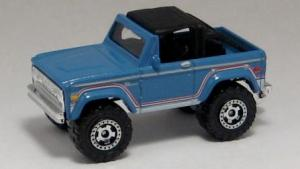 Matchbox MB720-A : 1972 Ford Bronco 4x4