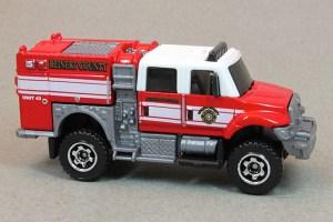 Matchbox MB801-A : International Workstar Brush Fire Truck