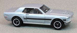 Matchbox MB812 : ´68 Ford Mustang GT CS