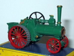 Matchbox Yesteryear Y01-1 : 1925 Allchin Traction Engine