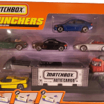 Matchbox 96469 Launchers Gift Set