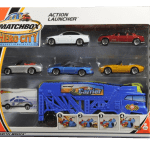 Matchbox 2003 Action Launcher - Car Transporter