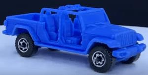 Matchbox MB1210 : 2020 Jeep Gladiator