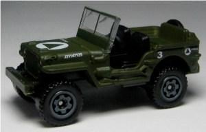 Matchbox MB784 : Jeep Willys