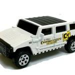 Matchbox MB982 : Hummer H2 SUV Concept
