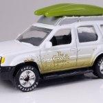 Matchbox MB490 : Nissan Xterra and Kayaks