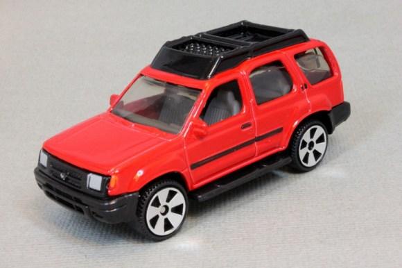 Matchbox MB543 : Nissan Xterra - No Kayaks