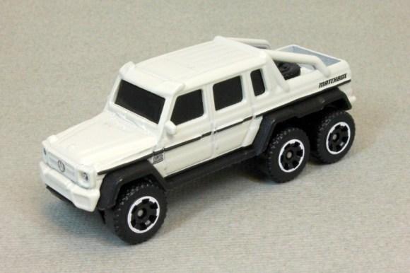 Matchbox MB1056 : Mercedes-Benz G63 AMG 6×6