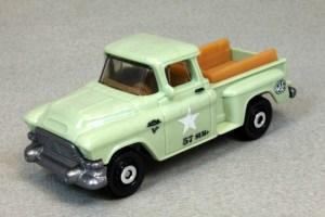 Matchbox MB1066 : 1957 GMC Stepside Pick Up